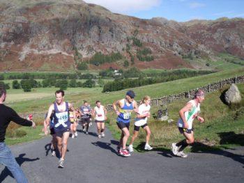 2010 Run Like Hell 1/2 Marathon Race Report