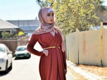 Stylish Abayas One Can Wear
