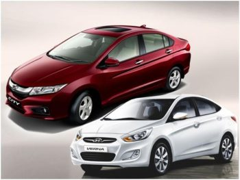 Hyundai Verna vs. Honda City – Likeable Sedans